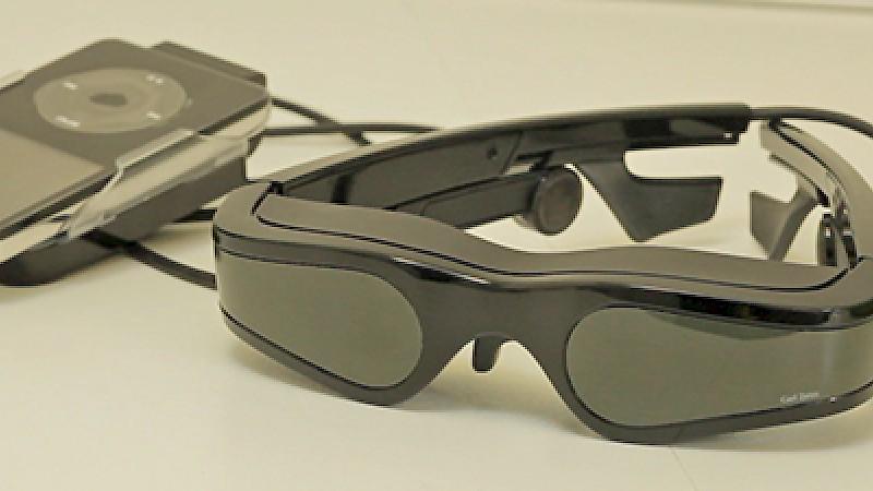 ... unsere Kinobrille dienen zu Ihrer Entspannung.